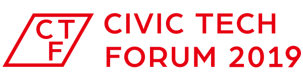 Civic Tech Forum 2019登壇します